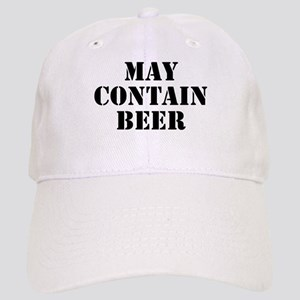 May Contain Beer Cap
