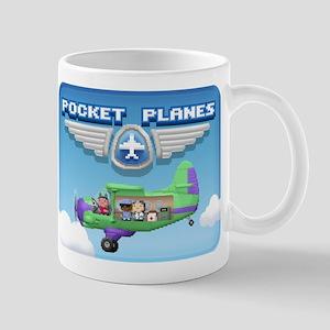 Pocket Planes Life Flight Mug