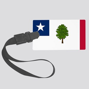 Flag of Mississippi 1861–1865 Large Luggage Tag