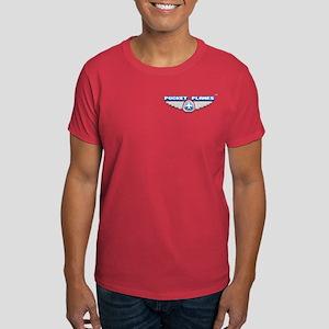 Pocket Planes Airline Dark T-Shirt