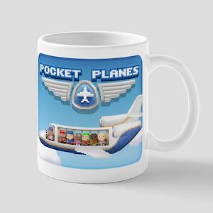 Pocket Planes Airline Mug