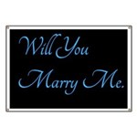 Will You Marry Me 1 Banner
