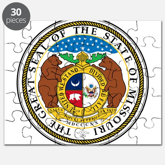 Great Seal of Missouri Puzzle