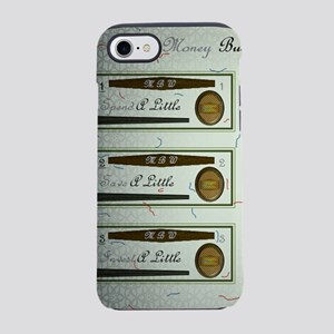 18th Quote; 6 Money Budgeting iPhone 7 Tough Case