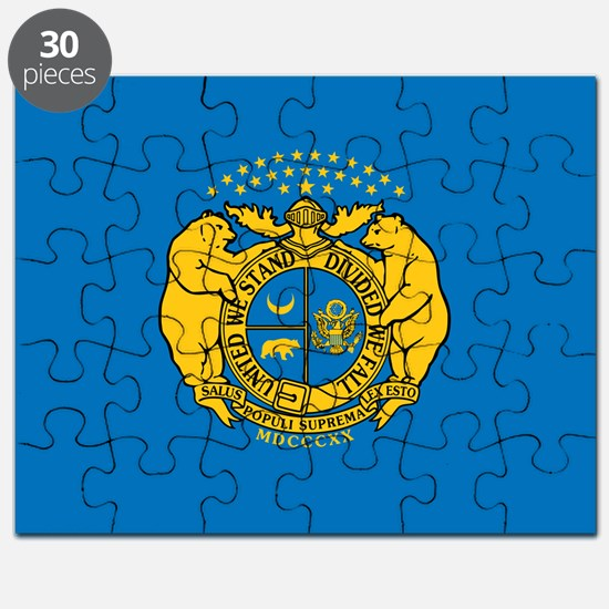 Flag of Missouri SG Puzzle