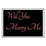 Will You Marry Me 2 Banner
