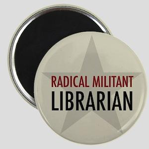 Radical Librarian Magnet