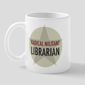 Radical Librarian 11 oz Ceramic Mug