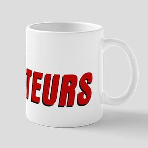 The Saboteurs Mug