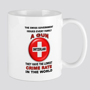 GUN FACTS Mug