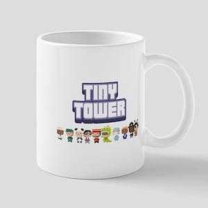 Tiny Tower Logo Mug