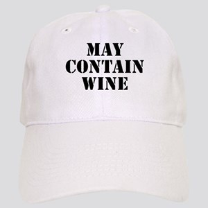 May Contain Wine Cap