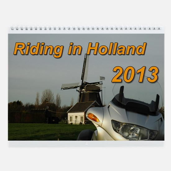 Riding in Holland #1