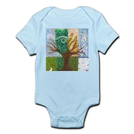 Winds of Change Infant Bodysuit