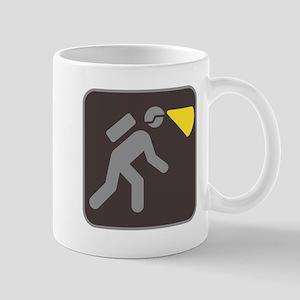 Caving Spelunking Potholing Mug