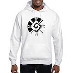 MAYAN TZOLKIN Hooded Sweatshirt
