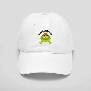 Food Allergy Frog Cap