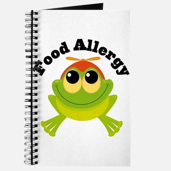 Food Allergy Frog Journal