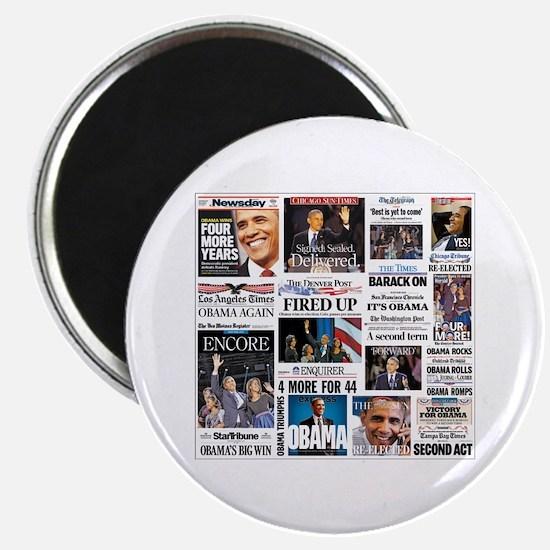 "Obama Inauguration 2.25"" Magnet (10 pack)"