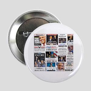 "Obama Inauguration 2.25"" Button"