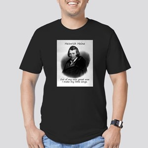 Out Of My Own Great Woe - Heinrich Heine T-Shirt