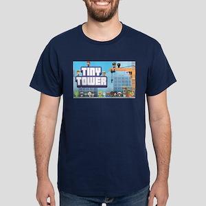 Tiny Tower Dark T-Shirt