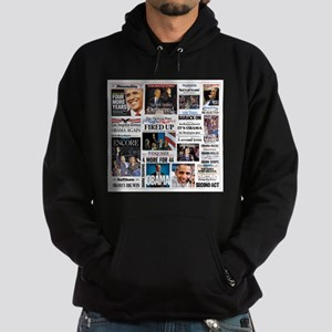 Obama Inauguration Hoodie (dark)