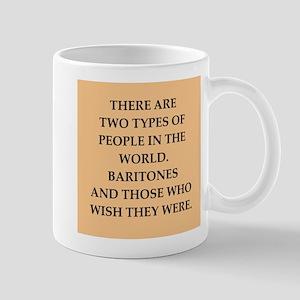 baritone Mug