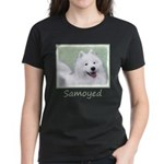 Samoyed Women's Dark T-Shirt