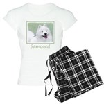 Samoyed Women's Light Pajamas