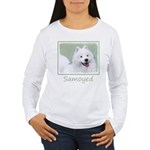 Samoyed Women's Long Sleeve T-Shirt