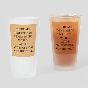 ALTOS Drinking Glass