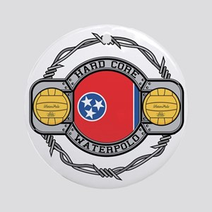 Tennessee Waterpolo Ornament (Round)