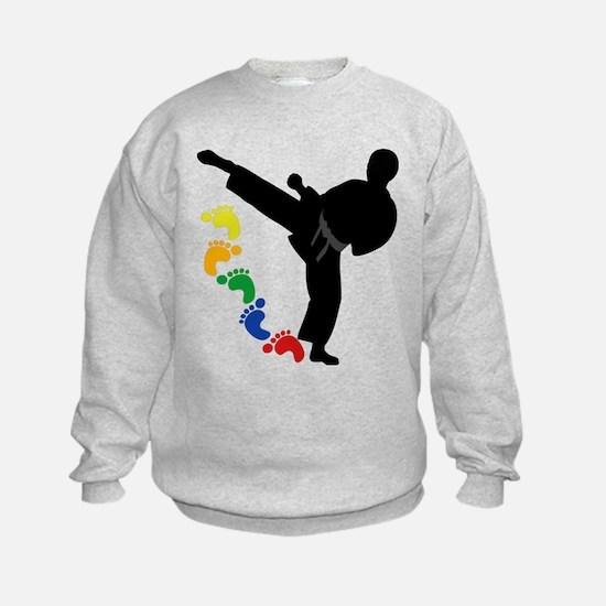 Karate Skills Sweatshirt