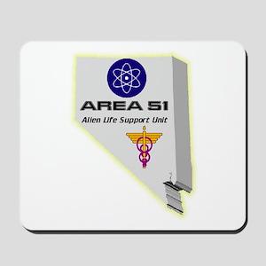 Alien Life Support Mousepad