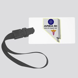 Alien Life Support Large Luggage Tag