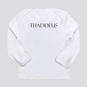 Thaddeus Long Sleeve Infant T-Shirt