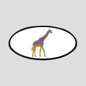Painted Giraffe Patches