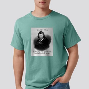 Out Of My Own Great Woe - Heinrich Heine Mens Comf