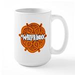 The Martyr Index - Civilization Large Mug