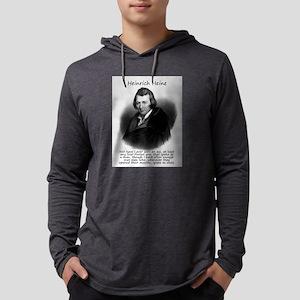 Nor Have I Ever Seen An Ass - Heinrich Heine Mens