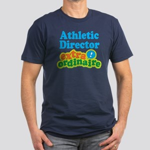 Athletic Director Extraordinaire Men's Fitted T-Sh