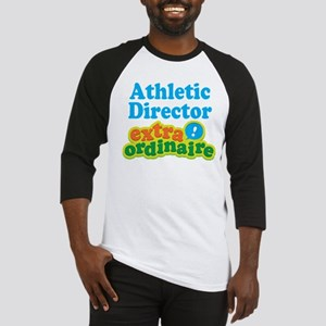 Athletic Director Extraordinaire Baseball Jersey