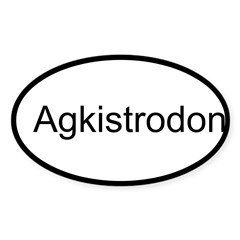 Agkistrodon Euro Decal