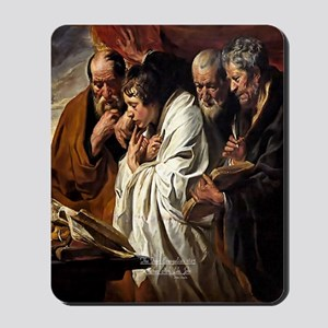 The Four Evangelists Mousepad