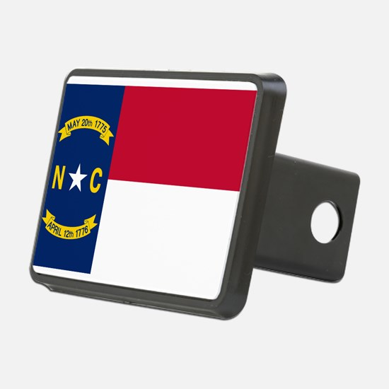 Flag of North Carolina Hitch Cover