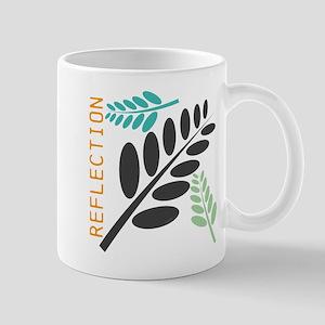 OYOOS Leaf design Mug