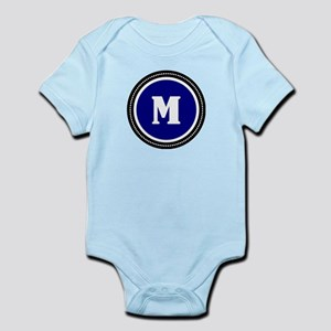 Blue Infant Bodysuit