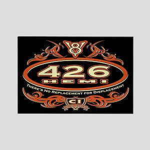 426 HEMI Rectangle Magnet