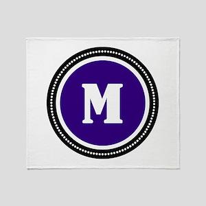 Purple Throw Blanket